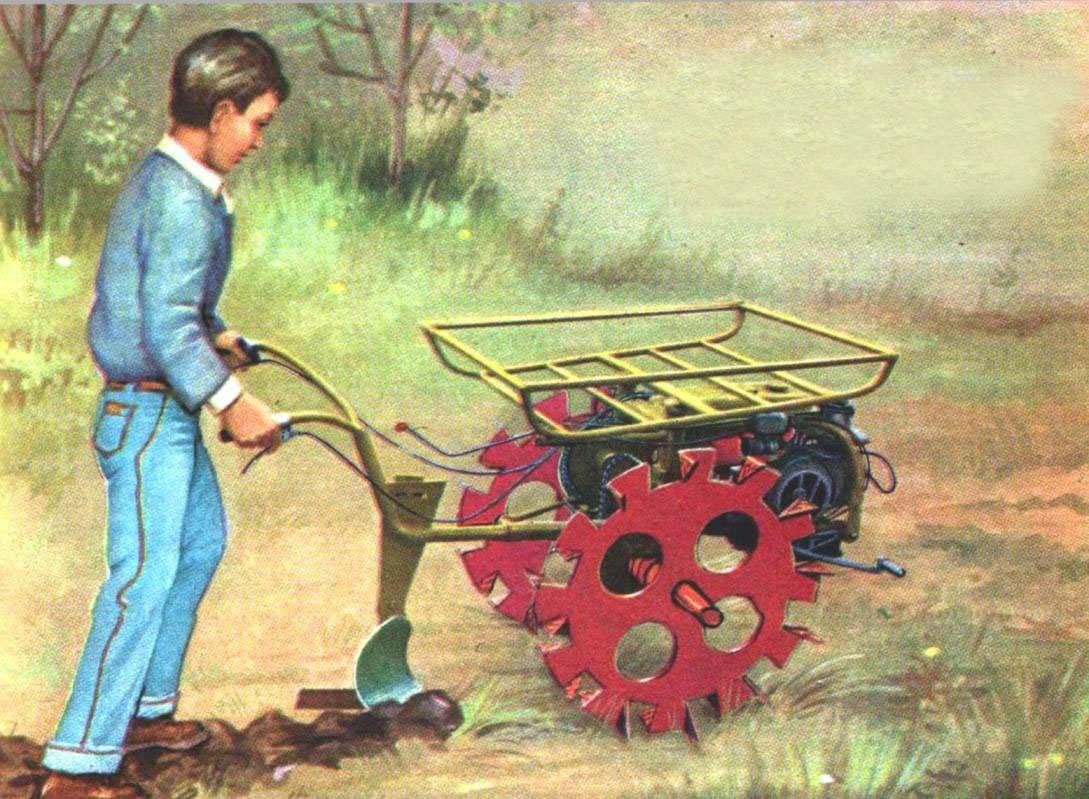 Малый механизация своим руками 389