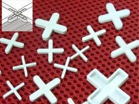 Як вибрати хрестики для плитки