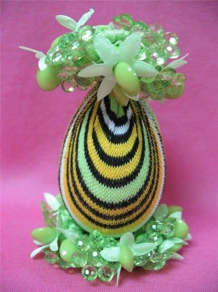 Яйця на Великдень. Вироби своїми руками