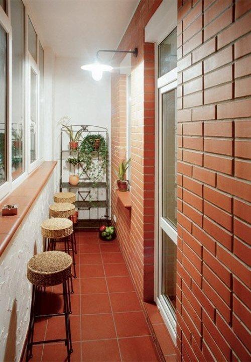 Высокий стул на балкон. - под ключ - каталог статей - ремонт.