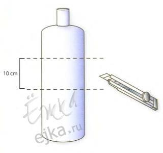 Браслет для дівчинки – виріб із пластикових пляшок