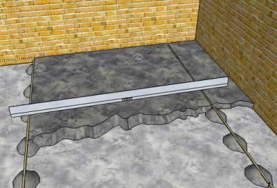 Як робиться бетонна стяжка підлоги: технологія робіт + рецепти замісу бетону