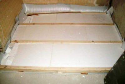 Утеплення підлоги пінополістиролом: розбір 3-х популярних ситуацій по утепленню