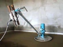 Шліфування бетонної підлоги: технологічні етапи проведення робіт