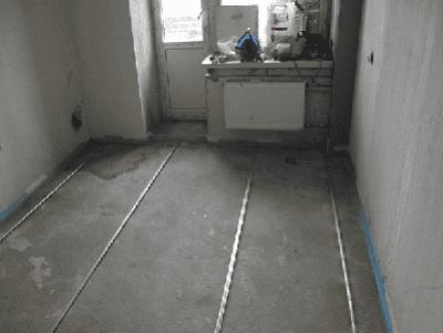 Правила підбору вирівнюючої суміші для підлоги + приклади її правильного застосування