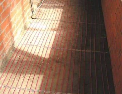 Утеплення підлоги піноплекс на балконі і лоджії: особливості проведення монтажу