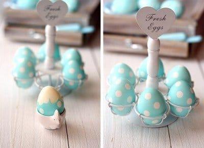 Великодні яєчка – оригінальна розмальовка