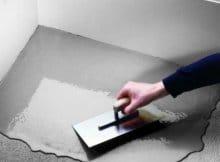 Облаштовуємо заливний стать: інструкції для проведення робіт своїми руками