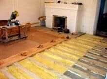 Шумоізоляція підлоги в квартирі: підбір матеріалів + пристрій плаваючої підлоги