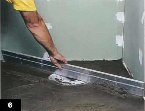 Гидроизоляция стен душевой кабины своими руками