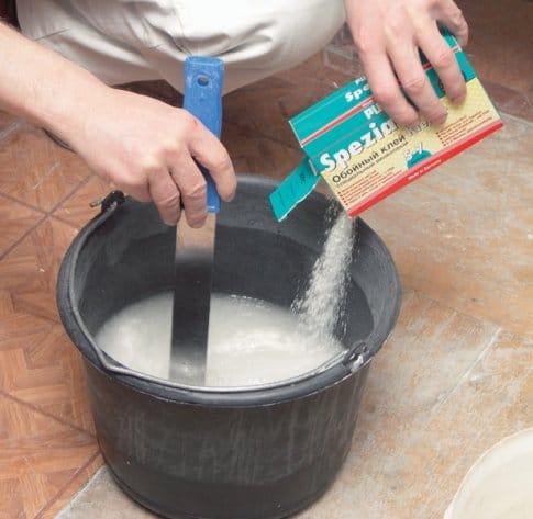 Как приготовить клей своими руками