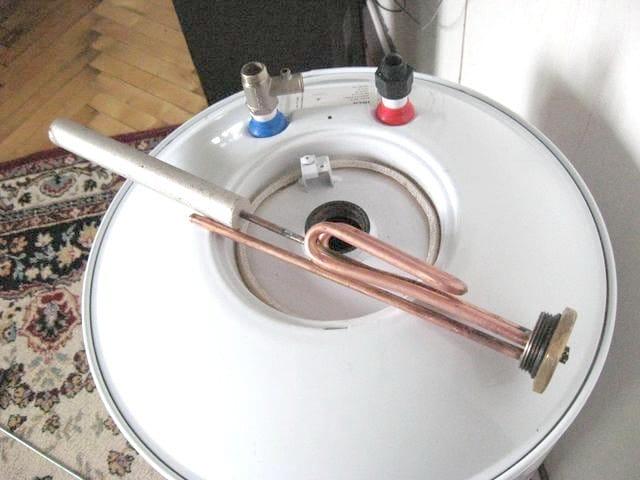 Чистка водонагревателя своими руками термекс 224