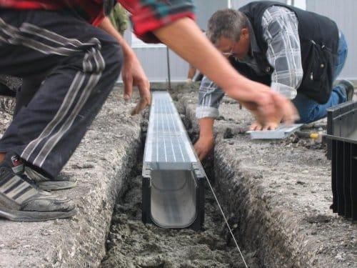 ням: Перережь дренаж под бетонной дорогой Кирилло-Мефодиевские чтения