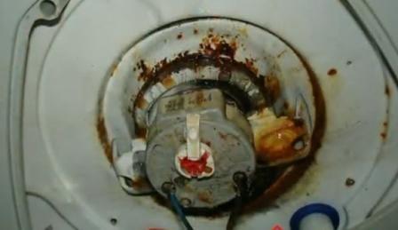 Как сделан водонагреватель и аристон 115