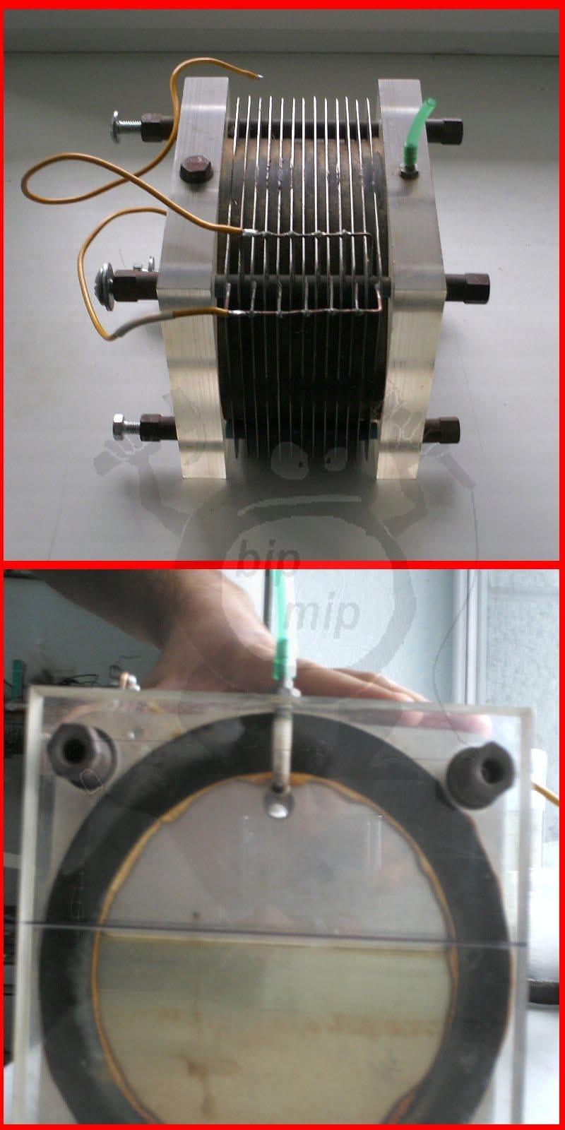 Водородные двигатели своими руками