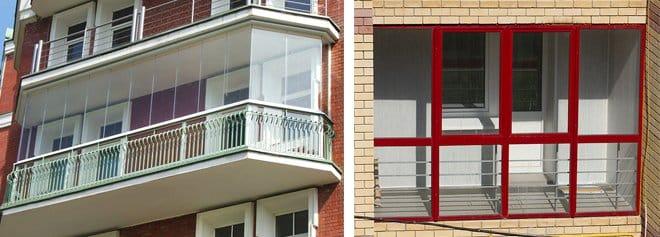 Панорамне скління балконів ремонт та вироби своїми руками.