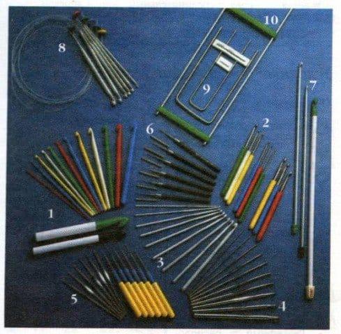 Вязание крючком материал 1132