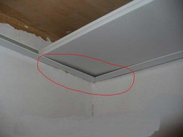 Потолок из пластиковых панелей своими руками пошаговая инструкция 375