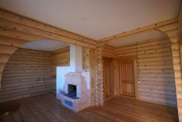 Чем отделать потолок в частном доме своими руками 15