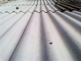 Крыша на гараж своими руками из шифера