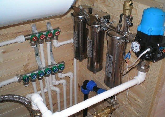 Как сделать хорошую воду в квартире 884