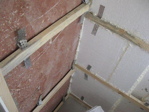 Отделка балкона своими руками пошаговая инструкция пластиковыми панелями 25