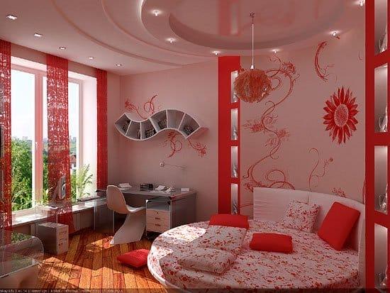 Дизайн кімнати дівчини