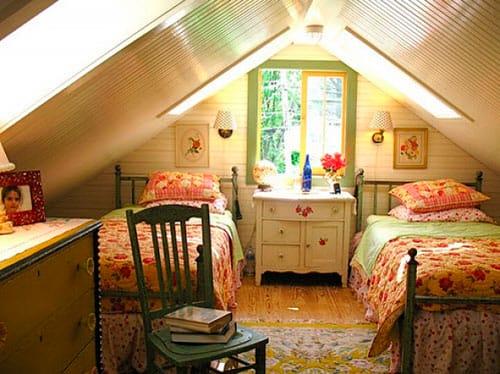 Дизайн комнаты для дачи своими руками 739