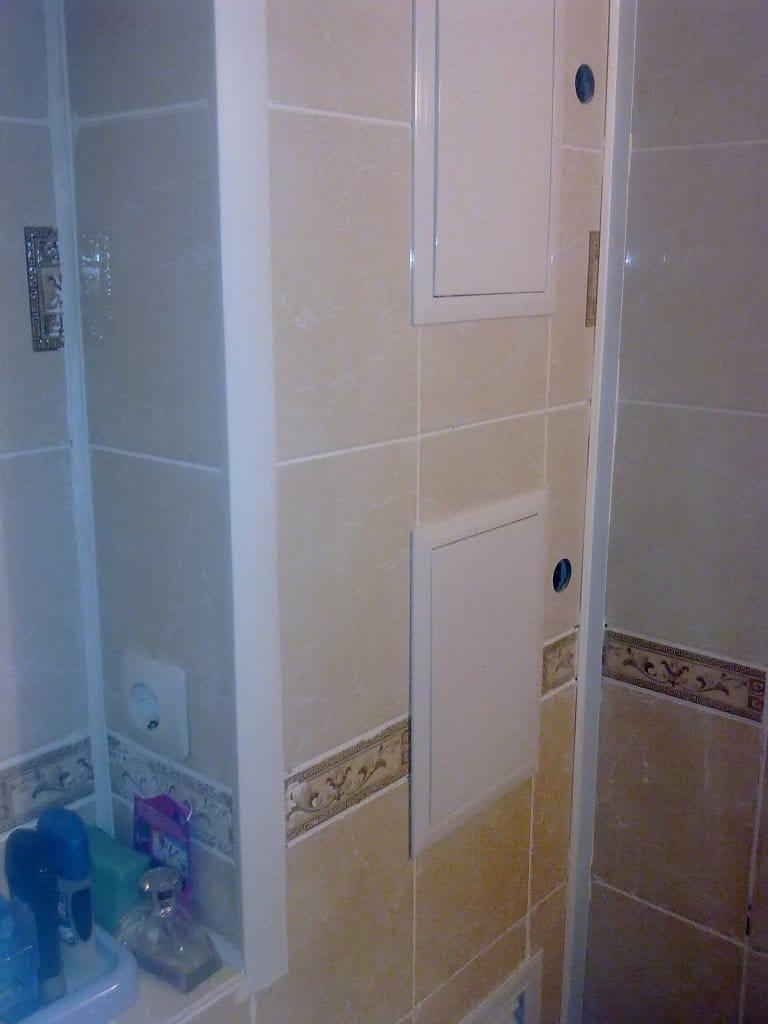 Чем закрыть канализационную трубу в туалете 139