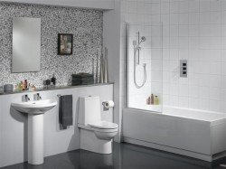 Оформлення ванної кімнати