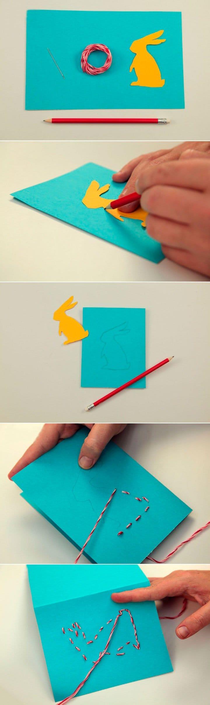 Великодні листівки своїми руками: ідеї та майстер класи