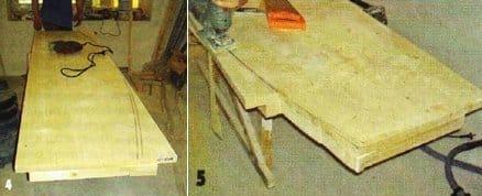 Как сделать подоконник столешницу своими руками