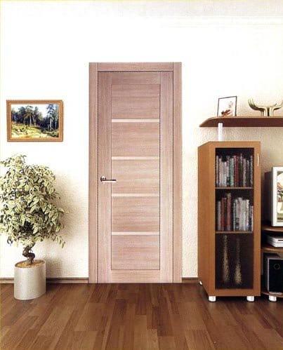 міжкімнатні двері в інтер єрі фото