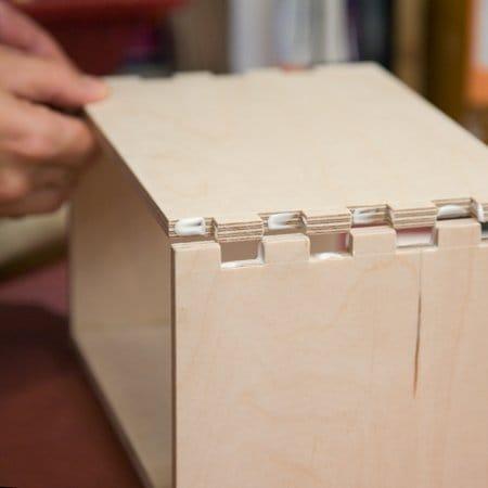Сделать ящик из фанеры своими руками