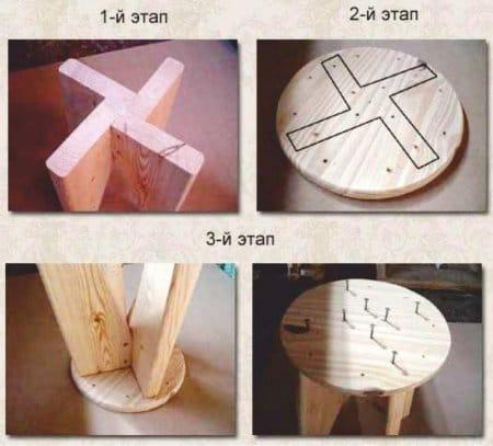 Оригинальное стул своими руками 72