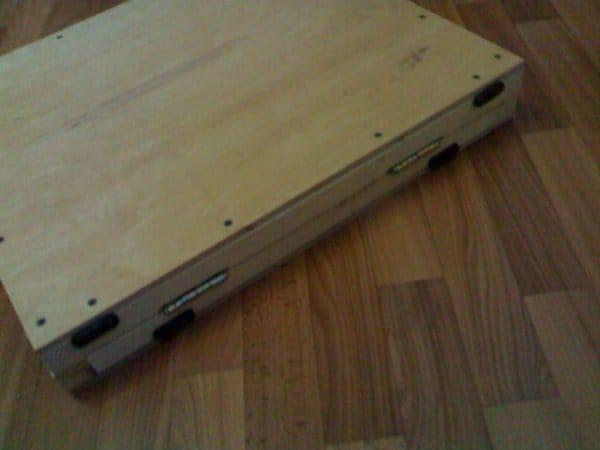 Как сделать стол чемодан своими руками 32