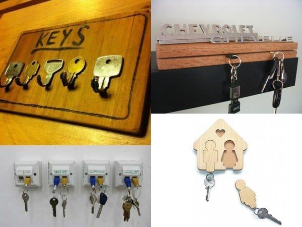 Для ключей вешалки