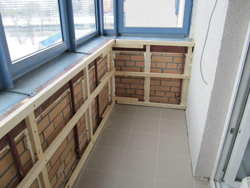 Внутренняя отделка балкона пвх своими руками 14