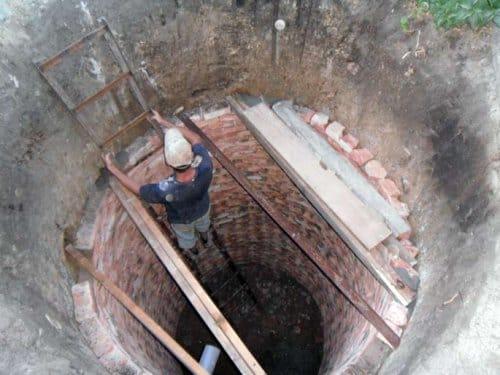 Септик для выгребной ямы своими руками 884