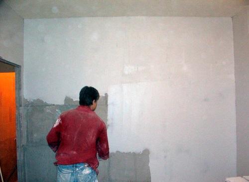Чем шпаклевать стены под покраску своими руками 626