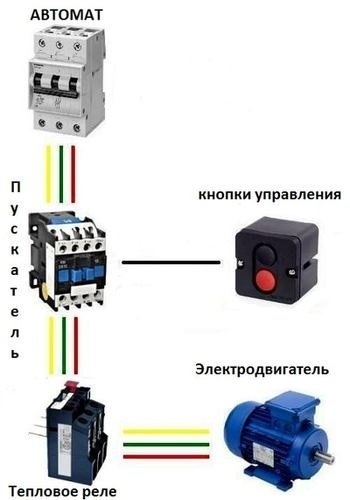 3 фазы схема подключения фото 665