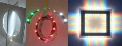 Как самому сделать светодиодный светильник