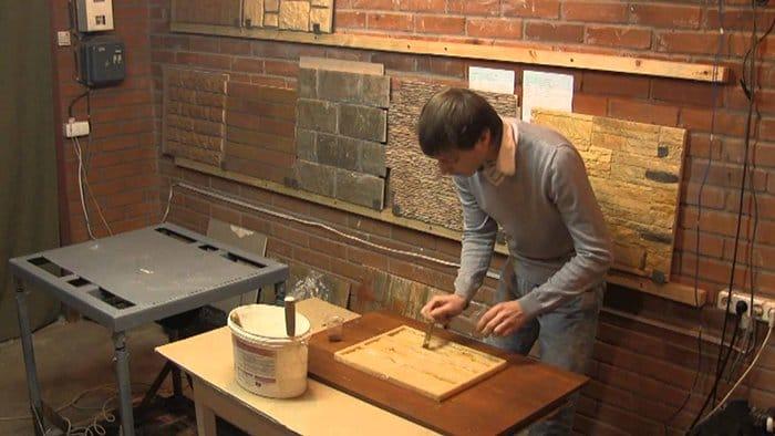 Как сделать гибкий камень своими руками в домашних условиях 34