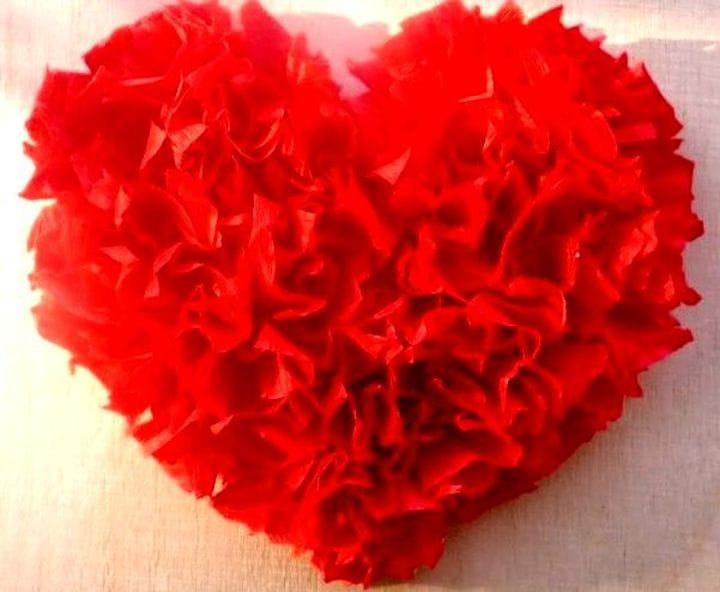 сердце из роз из салфеток своими руками Озерки Санкт-Петербурге, метро