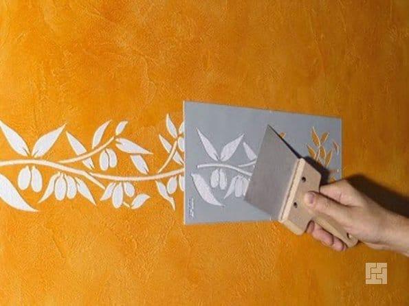 Розпис стін своїми руками: створіть казку