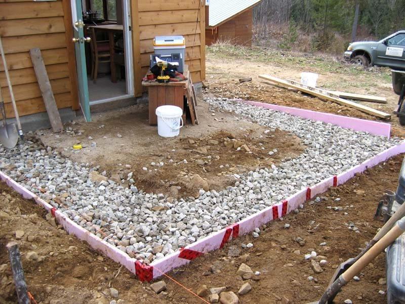 Бутовый фундамент для дома своими руками 46