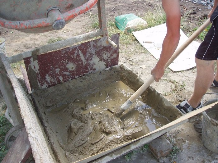 Правильный бетон своими руками 424