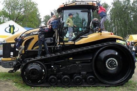 Трактора для детей