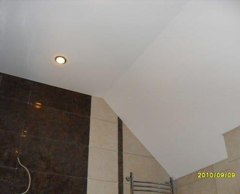 Натяжні стелі у ванній фото – 20 ідей дизайну стелі