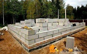 Сколько стоит построить дом из газоблока своими руками калькулятор 16